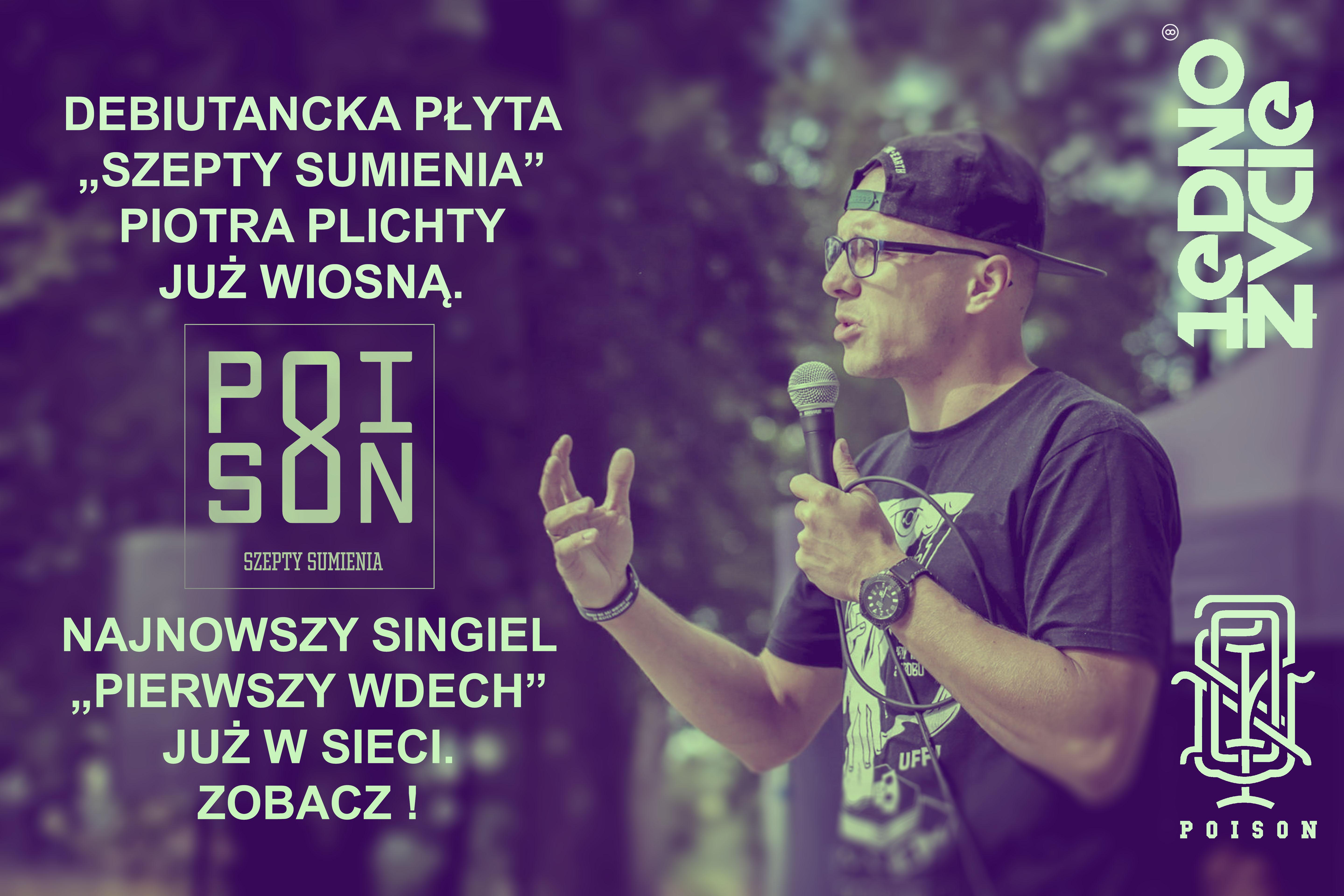 premiera płyty poison