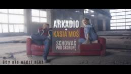 Arkadio + Kasia Moś - Schować pod skorupę