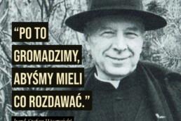 kardynał stefan wyszyński prymas tysiaclecia cytaty